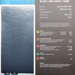 Co Pro Blue-line Heat+ 10dB