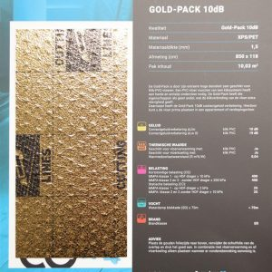 Co Pro Gold-Pack 10dB 4929