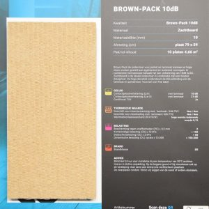 Co Pro Brown Pack 10dB 5913