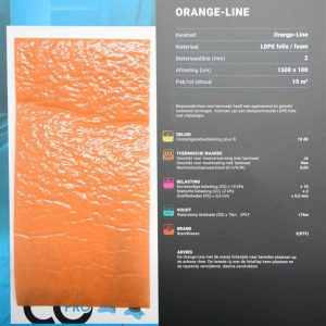 Co Pro Orange-Line 4926