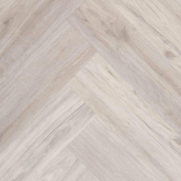 Hoomline Fusion Superior Visgraat V4 107514 Gotham Oak Silver