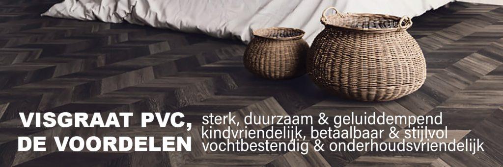 Visgraat pvc, de voordelen: klikpvc.nl